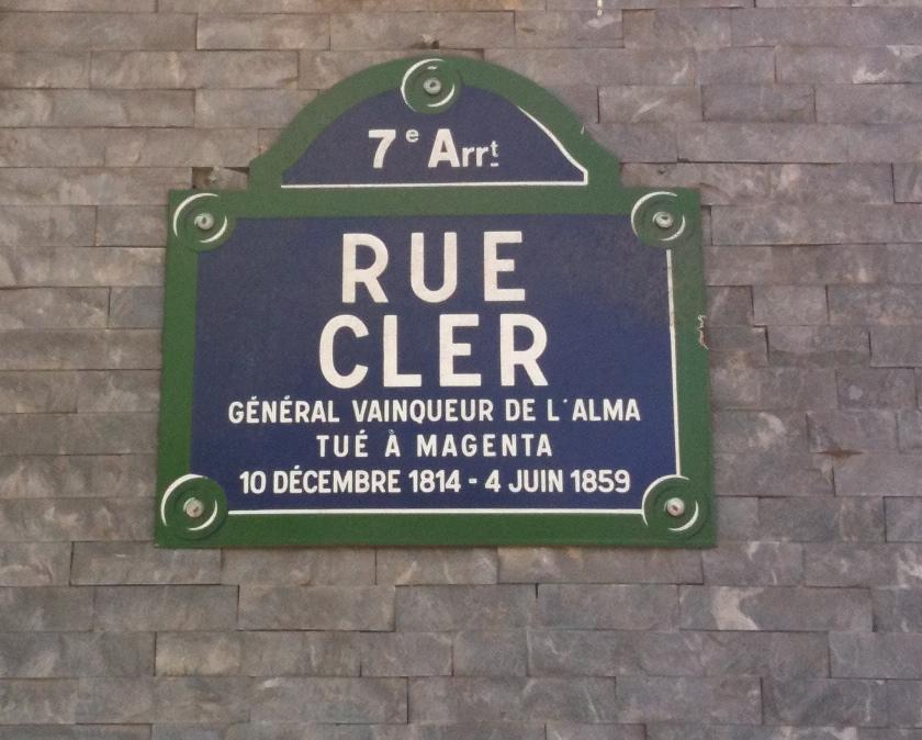 Image result for Rue Cler market street