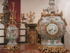 Salon de Antiquities