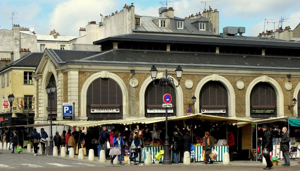 Versailles Market Square