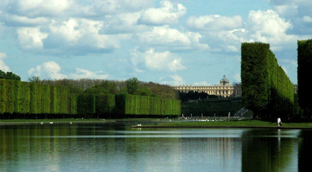 Versailles Grand Canal