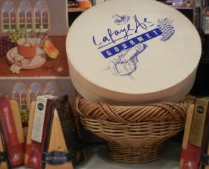 Galeries Lafayette picnic