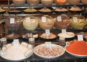 buying spices Paris