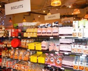 biscuits at La Grande Epicerie