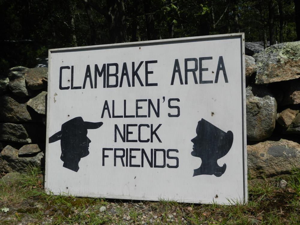 Allen's Neck Clambake
