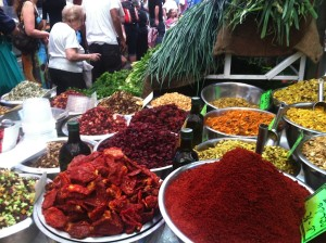 Yehuda market (Jerusalem)
