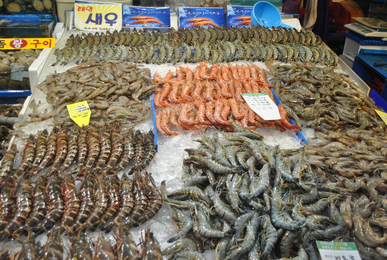 Noryangjin Fish Market (Seoul, South Korea ...
