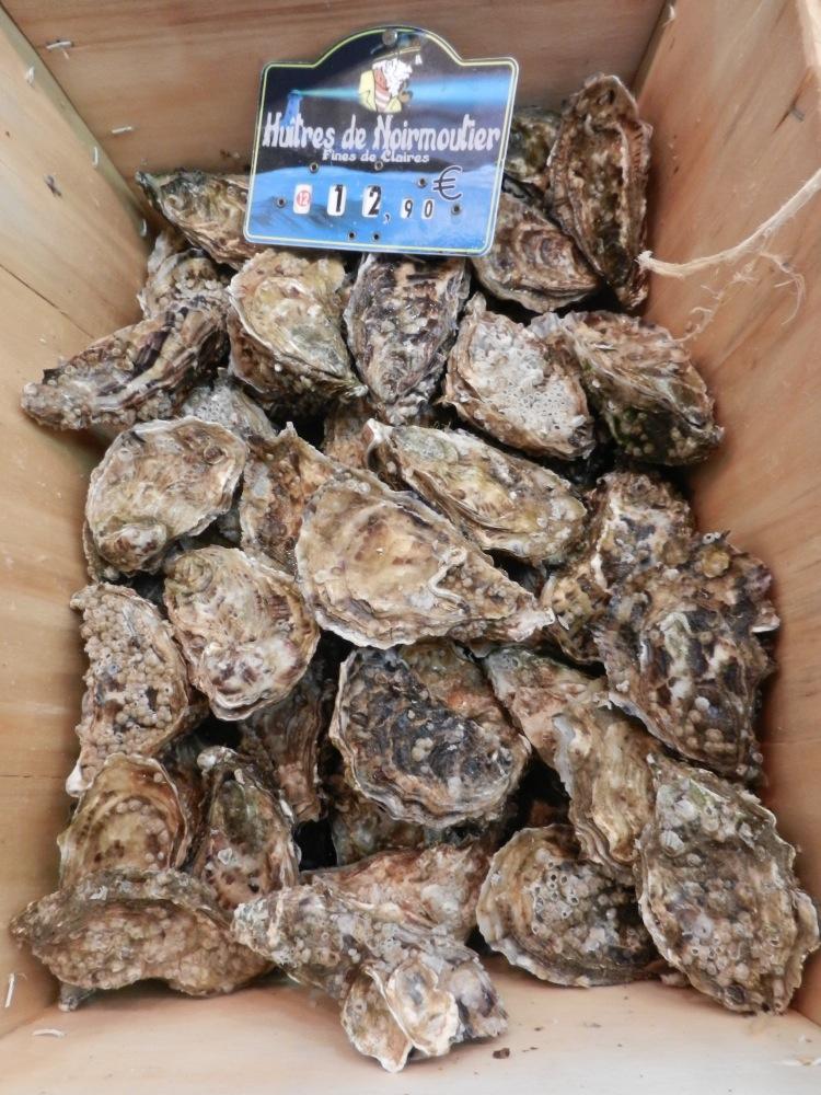 Paris oysters