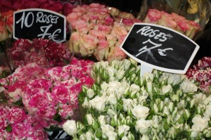rue Cler flowers