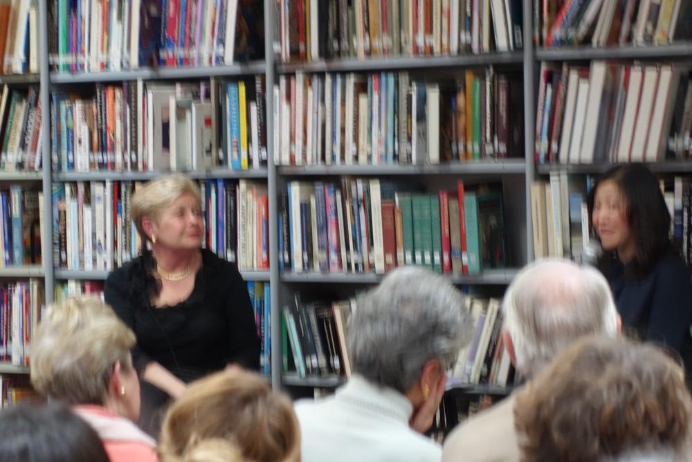 Ann Mah and Patricia Wells