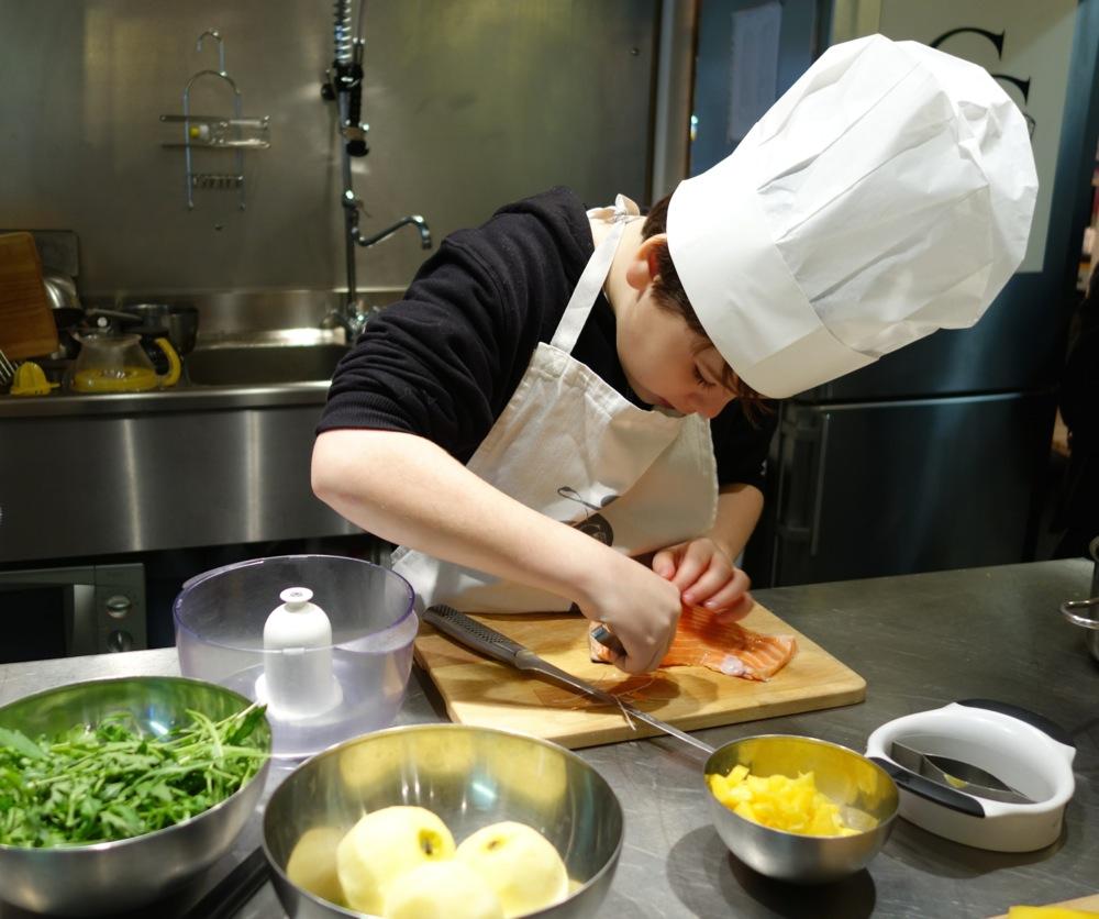 Les Halles Cooking Class