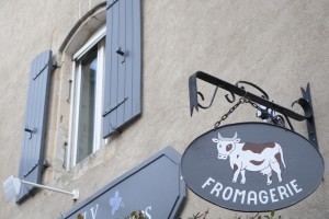 Eygalieres fromagerie