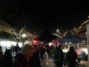 SLO's nighttime market