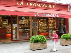 Rue Cler Paris