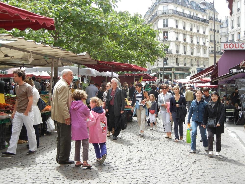 5 Reasons to Shop the Market Streets of Paris  marjorierwilliamscom