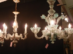 chandeliers Paris