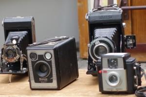 cameras at Arles brocante