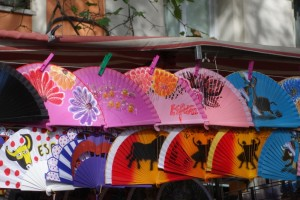 El Rastro market