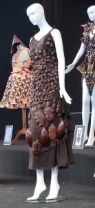 Salon du Chocolat couture