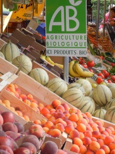 organic food AB sign France