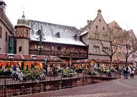 Colmar Xmas market