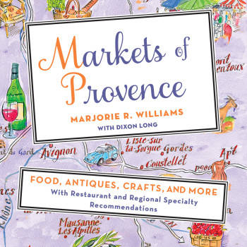Markets of Provence book cover