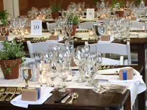 Celebrity Chef Dinner Wainer Farm