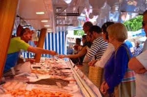 Arles Provence market