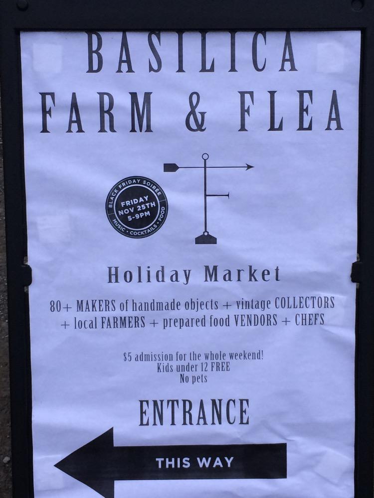 Basilica Farm & Flea