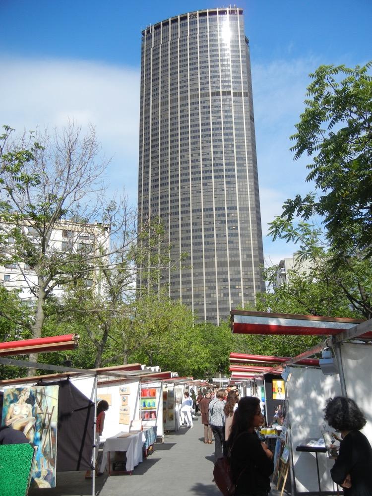 Paris Arts & Crafts Market Montparnasse