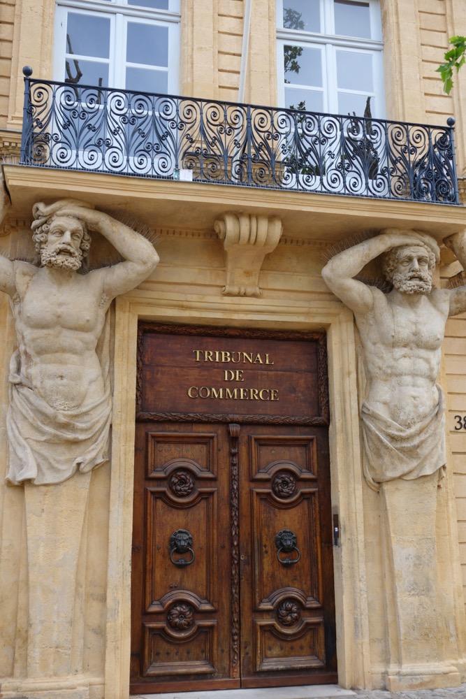 Aix-en-Provence Tribunal de Commerce