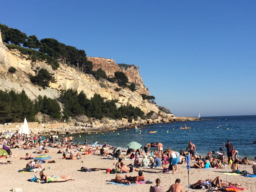 Cap Canaille South of France