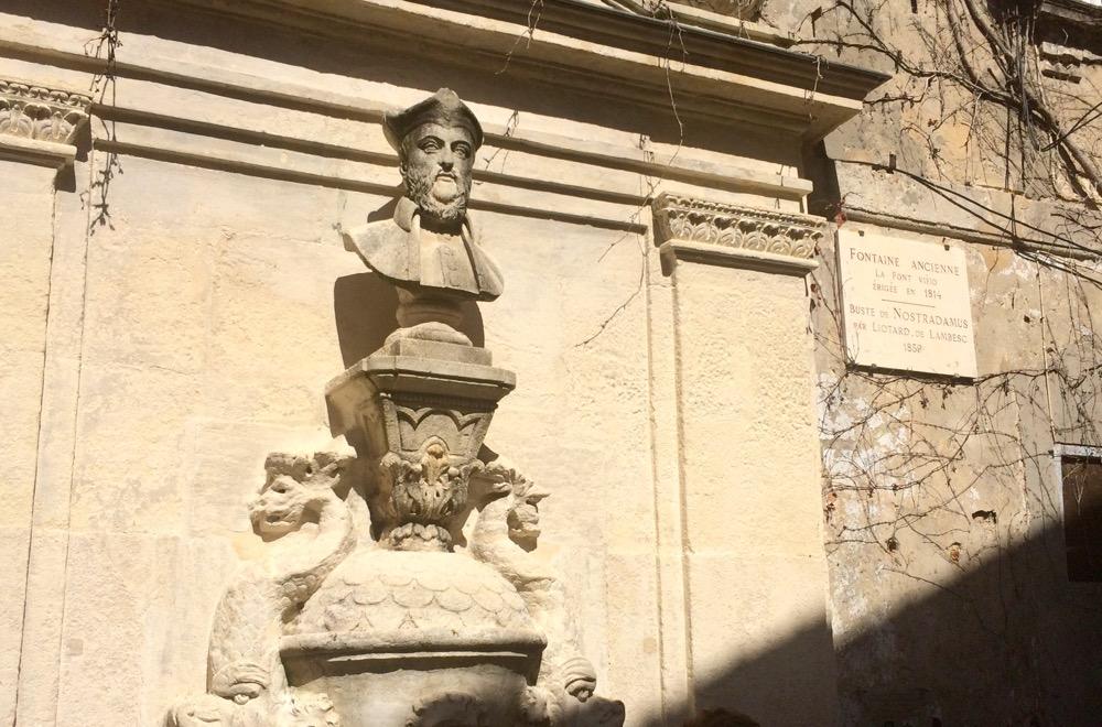 Saint-Rémy Nostradamus