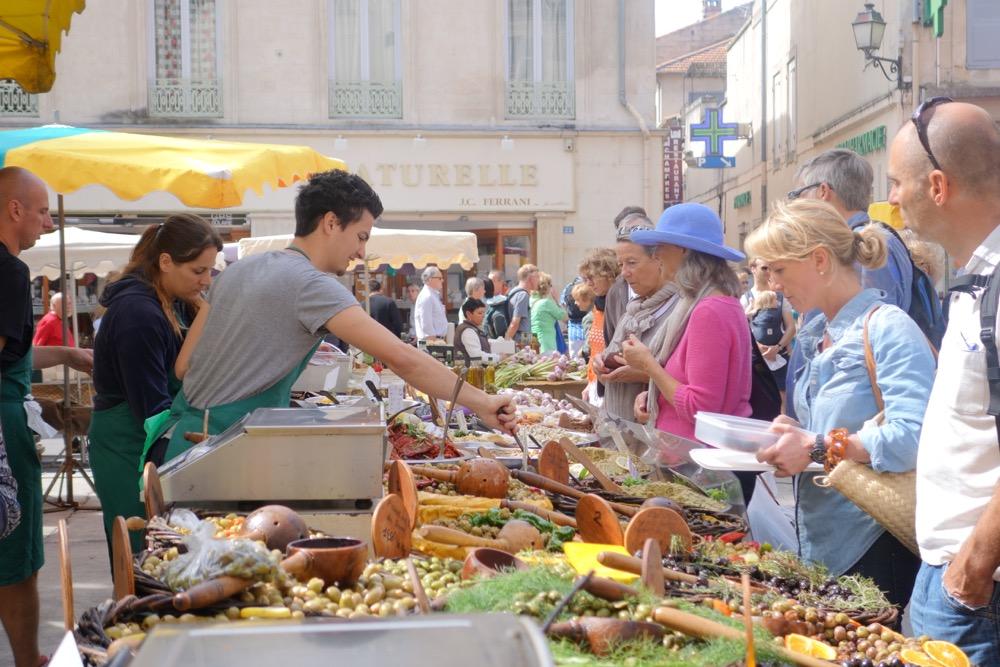 marché St Remy